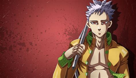 Desktop Wallpaper Ban Nanatsu No Taizai Anime Boy Hd