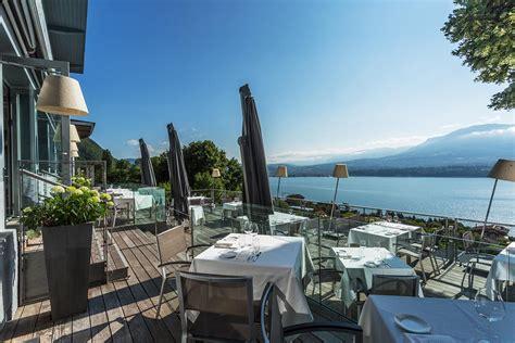 restaurant la cuisine du marché 5 restaurants avec vue sur le lac du bourget alti mag