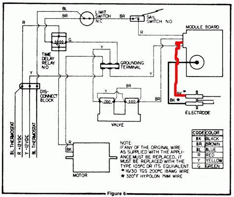 atwood water heater wiring diagram free wiring diagram