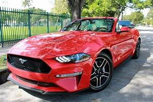 2018 Ford Mustang GT Premium Convertible RWD for Sale in Florida - CarGurus