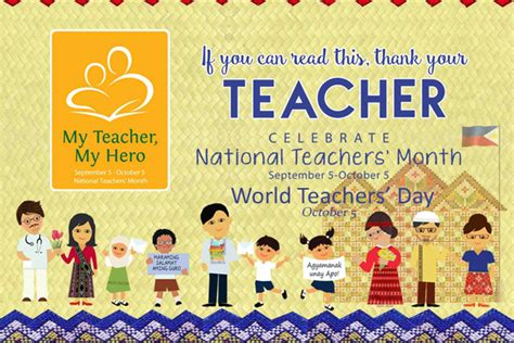 """Today Is """"world Teachers Day"""""""