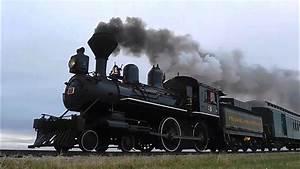 134 Year Old Prairie Dog Central Steam Train W   Wooden