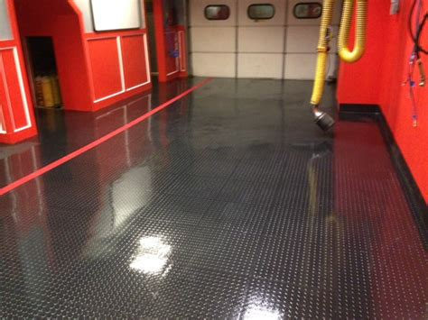 garage floor paint on tile protective clear coating for garage floor tiles armor garage