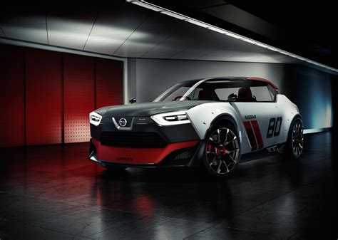 Image 5 Of 50 2017 Nissan Idx Nismo Concept Front