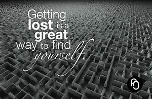 focusNjoy #25: Getting lost is a great way to find yourself