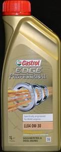 Castrol Edge Professional 0w 30 : 1 liter castrol slx 0w 30 bmw ll 04 edge professional 0w ~ Jslefanu.com Haus und Dekorationen