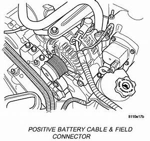 i need a diagram of how to remove repair the alternator on With pics photos need wiring diagram for 2006 chrysler pacifica power