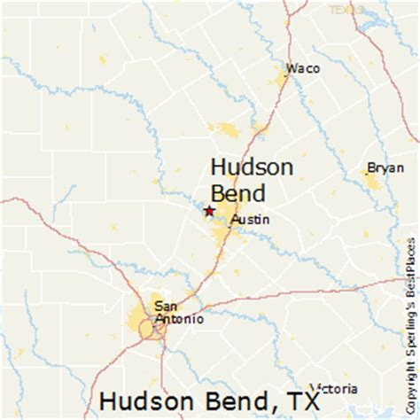 places    hudson bend texas