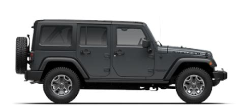 Jeep Trail Rated Features For Off-roading