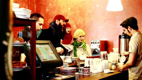 coffee shop  teach   finding loyal customers