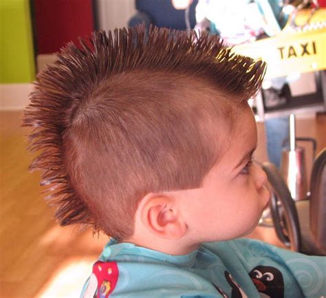 Boys Hairstyles Mohawk by Mohawk Hairstyle For Boys Hairstyle Archives
