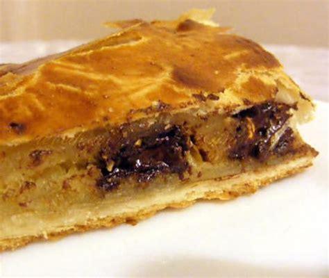 recette de galette des rois 224 la noisette aux poires p 233 pites de chocolat et caramel