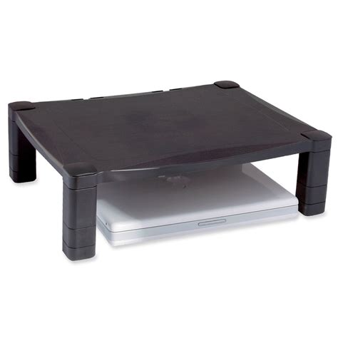 monitor stand for desk kantek adjustable monitor stand review
