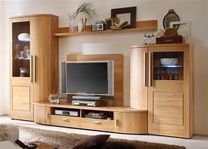 Wohnzimmerschrank Kernbuche Haus Ideen