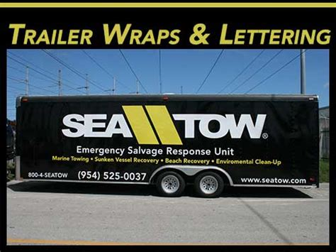 Boat Lettering In Fort Lauderdale by Car Wrap Solutions Fort Lauderdale Miami Boca Raton