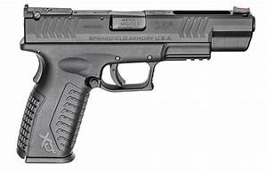 Springfield Armory Releases 10mm Xd M