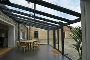 Terrasse Mit überdachung : glasdach terrassen als hit im modernen lebensstil ~ Whattoseeinmadrid.com Haus und Dekorationen