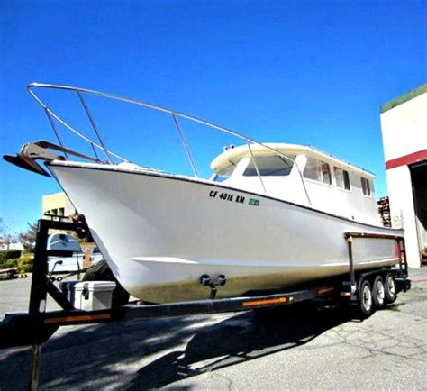 Monterey House Boats by This 1991 30 Foot Monterey Bay Custom Built Pilot House