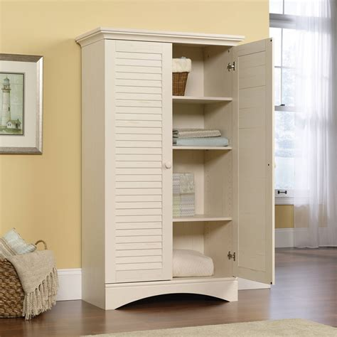 Pantry Storage Cabinet Laundry Room Organizer Tall Kitchen