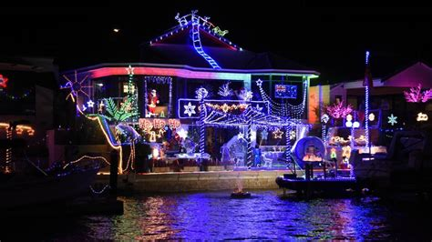 Mandurah Boat Xmas Lights by Christmas Light Map Send The Mandurah Mail Your