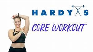 - Homeworkout - Core Workout Mit Franzi - Hardy U00b4s Fitness
