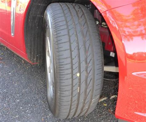 What Is The Minimum Tread Depth Required For Car Tyres?