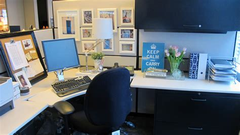 desk decoration themes in office ask annie how do i live simply in a cubicle live