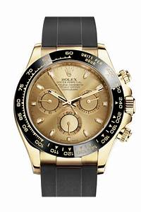 Rolex 116518ln Cosmograph Daytona Black Dial Gold Watch