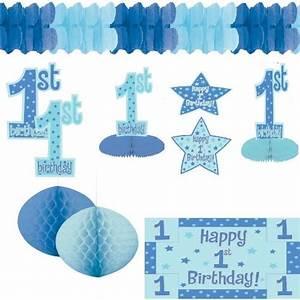 Baby 1 Geburtstag Deko : geburt junge deko baby shower party deko blau set feier geburtstag ebay ~ Frokenaadalensverden.com Haus und Dekorationen