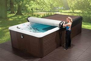 Introducing The Axis Cover System By Master Spas Aqua