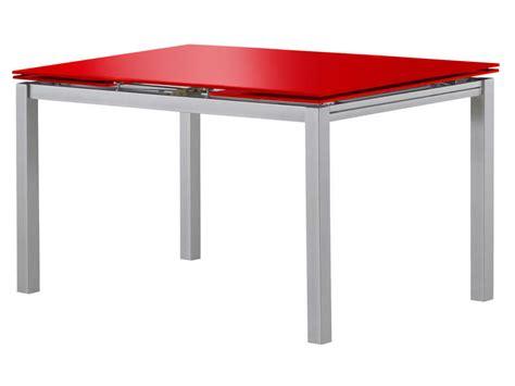 conforama tables de cuisine table rectangulaire avec allonge 200 cm max 3 coloris vente de table de cuisine