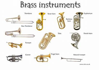 Instruments Brass Musical Project