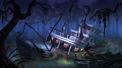 Epic Mickey 2 The Power Of Two My Nintendo News