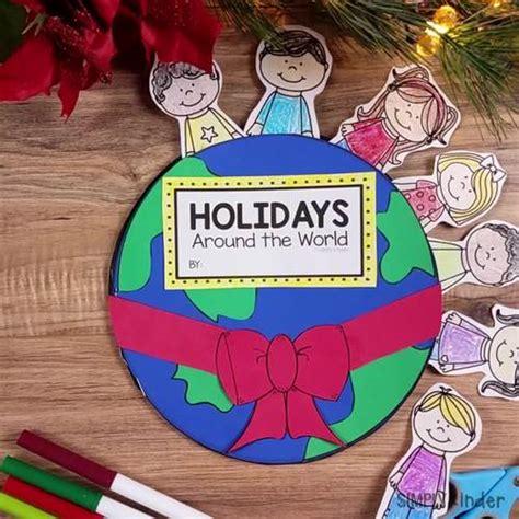 around the world book kindergarten holidays 428 | 500