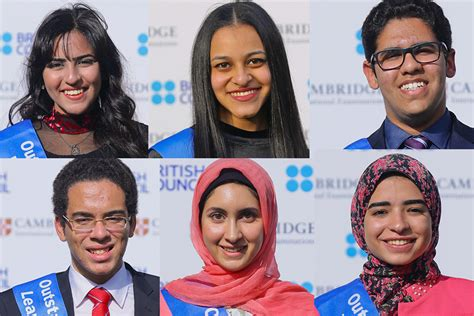 Outstanding Cambridge Learner Awards Celebrates 6 Young