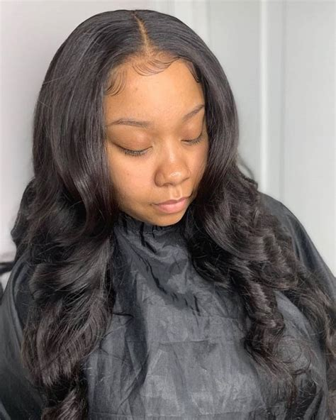 10 curly sew in hairstyles for that black