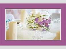 Hochzeitsdeko Lila Hochzeitsdekotips