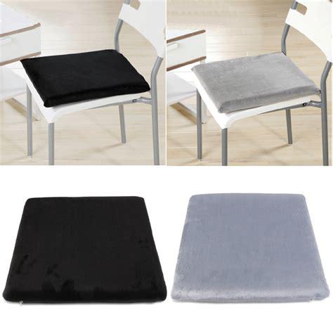 sciatica relief soft memory foam seat cushion chair pad