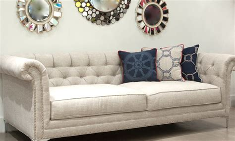 Living Room Sofa Pillows by A Modern Sofa For Every Decor Style Modshop