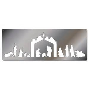 embossing stencil nativity code stc 3292 christmas crafts pinterest wallpapers stencils