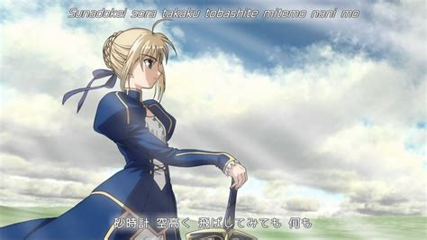 fate stay night ed youtube