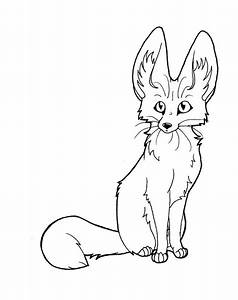 african animal template animal templates free With template of a fox