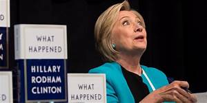 Clinton's supporters on 'what happened' at Manhattan book ...