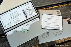 25 best par avion design custom invitations stationery With maui destination wedding invitations