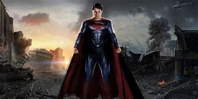 Superman Metropolis Wallpapers George Destruction Cavill Henry