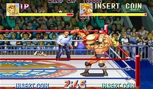 Saturday Night Slam Masters World 930713 ROM