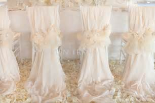cheap chair covers blush and neutral colored wedding inspirations