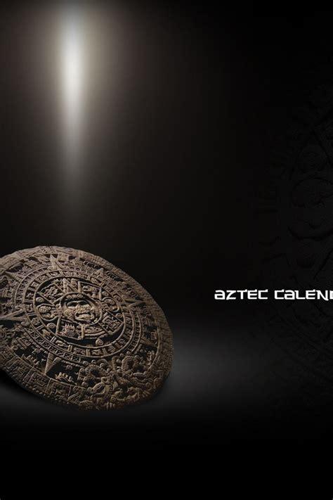 miscellaneous aztec calendar stone ipad iphone hd