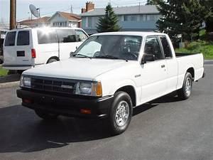 1991 Mazda B-series Pickup - Overview