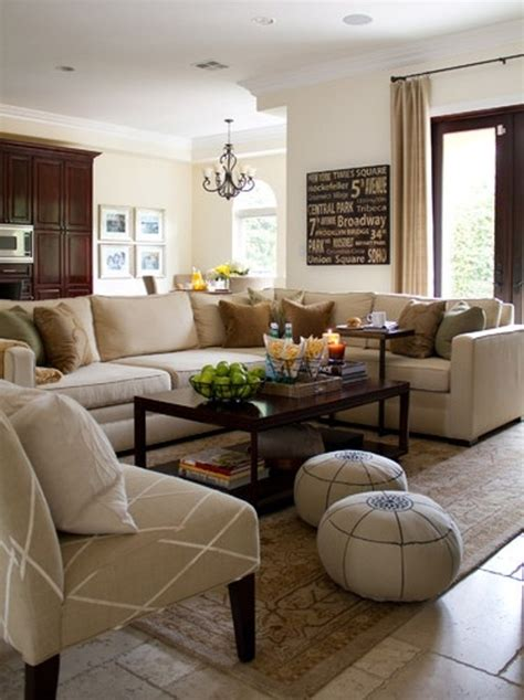 beige sectional living room ideas 33 beige living room ideas decoholic